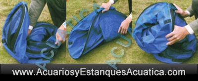 estanque-portable-flexible-piscina-tanque-portatil-azul-kois-carpas-peces-hospital-cuarentena