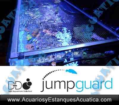 d-d-jump-guard-jumpguard-tapa-maya-cubrir-cerrar-urna-salto-pez-acuario-marino-dulce-adaptable-medidas