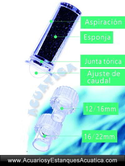 skimmer-superficie-acuario-acrilico-capa-nata-aceite-partes