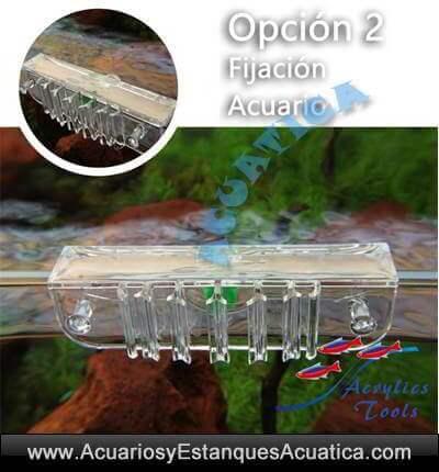 acuario-soporte-herramientas-pinzas-sifon-cable-acrilico-plastico-instalacion-urna