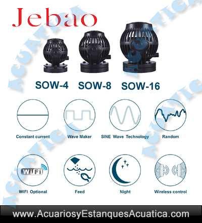 jebao-SOW-bomba-marea-movimiento-circulacion-acuario-marino-wifi-control-programa
