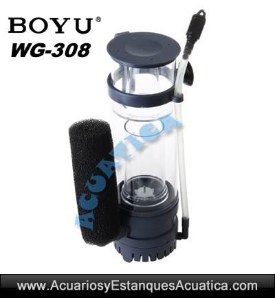 boyu-wg-308/boyu-wg-308-skimmer-espumador-separador-de-urea-barato-nano-acuario