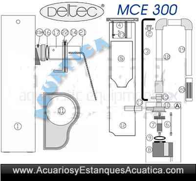 deltec-mce-300-skimmer-mochila-externo-para-acuario-marino-agua-salada-espumador