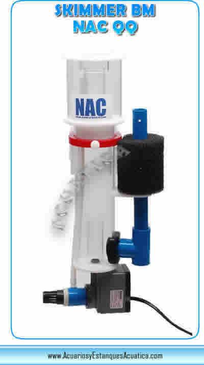 Skimmer bubble magus nac qq acuarios marinos acuarios y for Accesorios para acuarios marinos