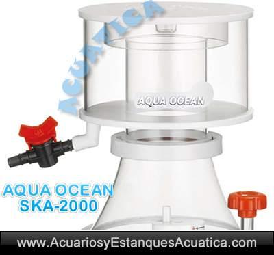 ska-2000-protein-skimmer-aqua-ocean-separador-urea-acuario-marino-sump-arrecife-ica-vaso