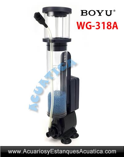 Boyu wg 318a skimmer acuarios marino for Accesorios para acuarios marinos
