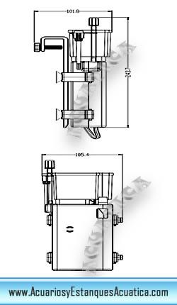 skimmer-de-proteinas-resun-ica-sk300-separador-de-urea-espumador-interior-mochila-sump-barato-medidas