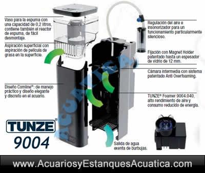 tunze-comline-skimmer-doc-9004-para-acuarios-marinos