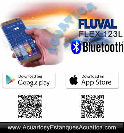 acuario-fluval-flex-123-litros-kit-dulce-led-kit-set-negro-iluminacion-luz-app-movil-aplicacion-descarga
