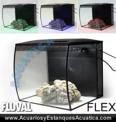 hagen-fluval-flex-36-57-nano-acuario-kit-cubo-led-equipamiento-completo-blanco-negro-colores-luces-leds