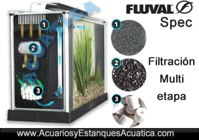 acuario-fluval-spec-filtracion-multietapa-kita-led-pecera