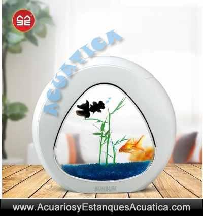 sunsun-ya-02-mini-acuario-junior-6-litros-medusas-led-filtro-kit-blanco