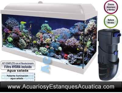 acuario-Aqualed-hydra-kit-marino-ica-icasa-Blanco-negro-acuarios-led-oferta-barato-filtro-2