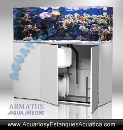 kit-acuario-marino-salada-aquamedic-Armatus-250-300-400-450-completo-sump-filtracion