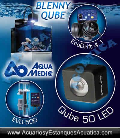 acuario-marino-nano-aquamedic-blenny-qube