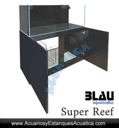 acuario-marino-completo-blau-Super-Reef-92--72-negro-mueble-mesa-sump-sumidero-rebosadero