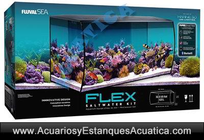 acuario-marino-kit-fluval-flex-marino-123-litros-led-filtracion