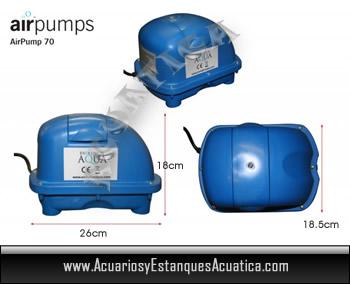 bomba-de-aire-oxigendor-compresor-aireador-estanque-ea-Airtech-70-kit-medidas.jpg