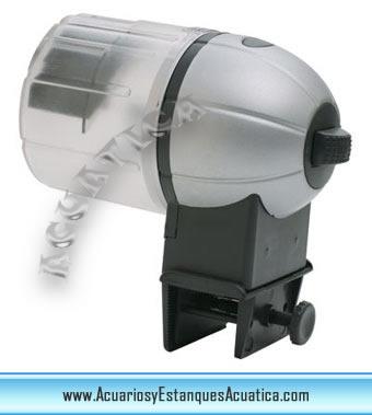 Alimentador automatico dophin af007 acuario comedero for Alimentador automatico peces