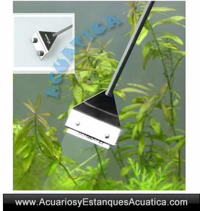 cuchilla-acero-46cm-rascador-cristal-acuario-aquascping-algas-inoxidable-partes-cuchilla-cristal-verde