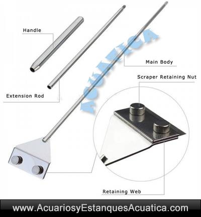 cuchilla-acero-46cm-rascador-cristal-acuario-aquascping-algas-inoxidable-partes-cuchilla-cristal