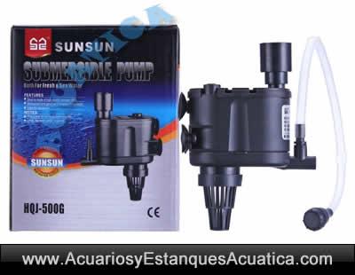 bomba-sunsun-hqj-500g-sumergible-powerhead-acuario