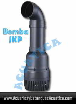 Bomba de agua aquaking jkp estanques acuarios y for Bombas de agua para estanques de jardin