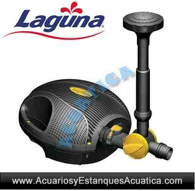 Laguna power jet bomba fuente estanques - Bomba de agua fuente ...