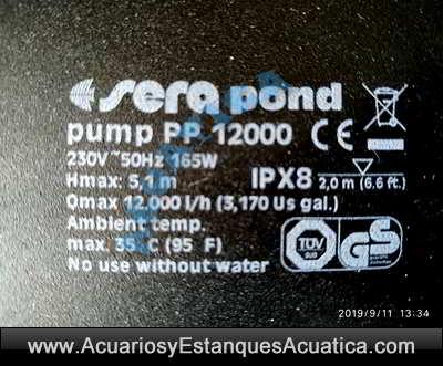 sera-pond-pp-12000-bomba-estanque-agua-filtracion-sumergible-detalle-caracteristicas-tecnicas