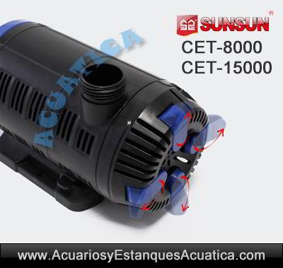 sunsun-cet-8000-15000-bomba-de-agua-para-estanque-flujo-regulable-mando-patas