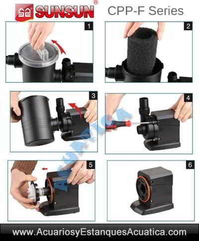 bomba-con-prefiltro-acuario-estanque-sunsun-cpp-f-filtro-bottom-agua-filtracion-venta-limpieza