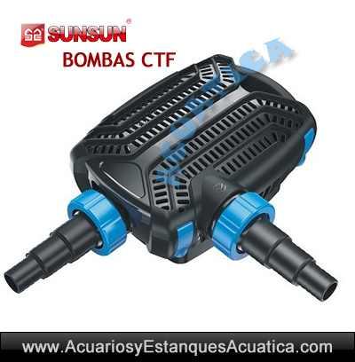 Sunsun Ctf 5000b 5000l H Bomba De Agua Acuarios Estanques