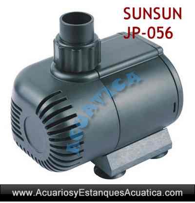 Sunsun Jp 056 2700l H Bomba De Agua Acuarios Estanques