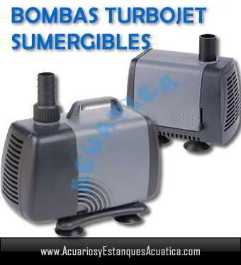 Bomba De Agua Turbojet As Sumergible Acuarios Acuarios Y