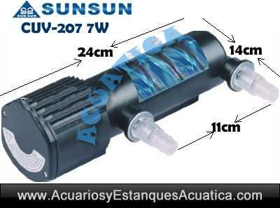 clarificador-agua-uv-c-SUNSUN-7w-CUV-207-ultravioleta-germicida-agua-verde-algas-esterilizador-estanque-kois-acuario-medidas.jpg
