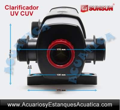 sunsun-cuv-2-clarificador-ultravioleta-estanque-acuario-algas-agua-verde-germicida