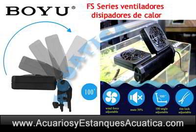 boyu-fs-venta-de-ventiladoes-disipador-calor-acuario-bajar-temperatura-alta-calor-enfriador-agua-verano-caliente