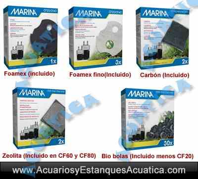 hagen-fluval-marina-filtro-externo-cf-80-20-40-60-para-acuarios-agua-dulce-material-filtrante