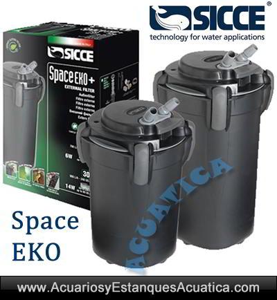 filtro-acuario-sicce-Space-Eko-tortuguera-externo-exterior