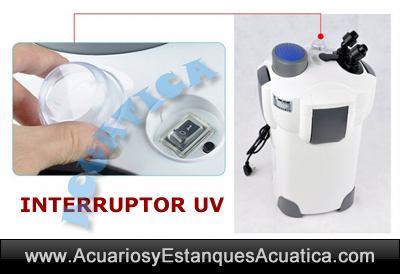 sunsun-304B-filtro-externo-2000-uv-c-ultravioleta-acuarios-exterior-acuario-pecera-con-interruptor-germicida