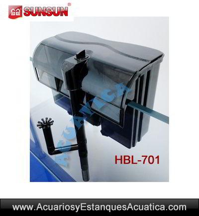 filtro-mochila-sunsun-HBL-701-cascada-acuario-pecera-nano-con-skimmer-superficie
