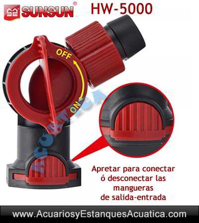 filtro-grandes-acuarios-sunsun-hw-5000-pecera-externo-exterior-uv-ultravioleta-valvula-conexion