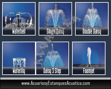 Estanque kit sicce hp 1 120l bomba juegos de agua for Bombas de agua para estanques de peces