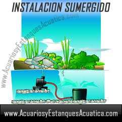 Ubbink filtrapure 7000 filtro estanque for Estanque prefabricado barato