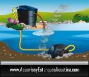 Ubbink filtrapure 7000 filtro estanque for Estanque de agua 4000 litros
