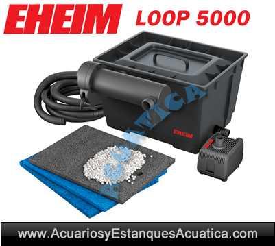 eheim-loop-5000-kit-filtracion-esterilizador-uv-c-estanque-completo