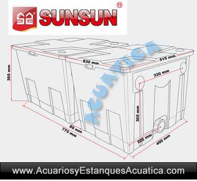 sunsun-cbf-350b-camara-Filtro-gravedad-estanque-barato-filtracion-koi-peces-jardin-abierto-caja-doble-6.jpg
