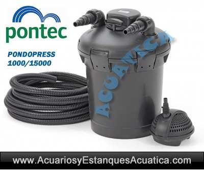 pontec-pondopress-10000-15000-filtro-a-presion-bomba-de-agua-uv-c-ultravioleta-set