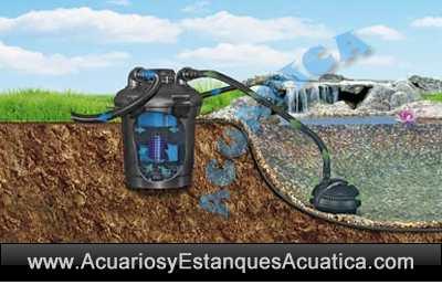 pontec-pondopress-5000-10000-15000-filtro-estanque-uv-bomba-instalacion