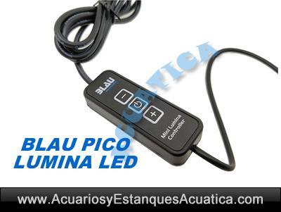 blau-pico-lumina-led-pantalla-luz-dimable-controlador-acuario